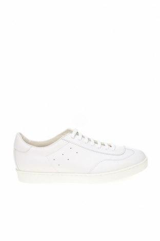 Дамски обувки Zara, Размер 36, Цвят Бял, Естествена кожа, Цена 37,25лв.