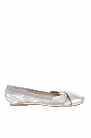 Dětské boty  Zara, Velikost 36, Barva Stříbrná, Eko kůže, Cena  235,00Kč