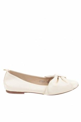 Dětské boty  Zara, Velikost 38, Barva Krémová, Pravá kůže, Cena  1104,00Kč