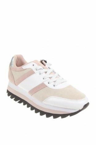 Dámské boty  Zara Trafaluc, Velikost 41, Barva Vícebarevné, Přírodní velur , pravá kůže, Cena  1294,00Kč