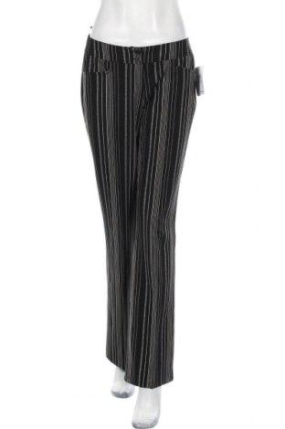 Дамски панталон, Размер M, Цвят Многоцветен, 62% полиестер, 33% вискоза, Цена 5,89лв.