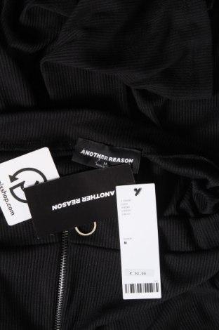 Дамски панталон Another Reason, Размер M, Цвят Черен, Полиестер, Цена 9,37лв.