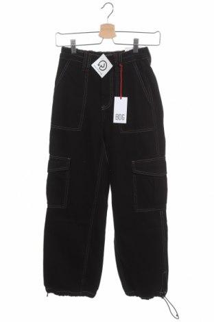 Дамски панталон BDG, Размер XS, Цвят Черен, Памук, Цена 74,25лв.