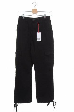 Дамски панталон BDG, Размер XS, Цвят Черен, Памук, Цена 18,03лв.