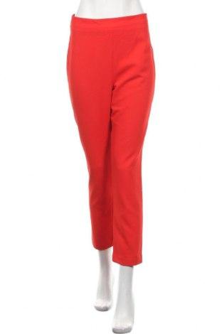 Дамски панталон Bardot, Размер M, Цвят Червен, 49% вискоза, 48% полиестер, 3% еластан, Цена 12,60лв.