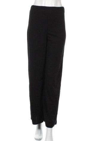 Дамски панталон Boohoo, Размер S, Цвят Черен, 95% полиестер, 5% еластан, Цена 9,45лв.