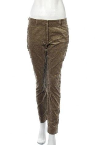 Дамски панталон Cappellini by Peserico, Размер M, Цвят Бежов, Цена 6,83лв.