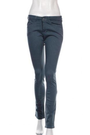 Дамски панталон Comptoir Des Cotonniers, Размер M, Цвят Син, 97% памук, 3% еластан, Цена 23,19лв.