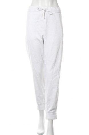 Дамски панталон Country Road, Размер XL, Цвят Бял, 54% памук, 45% модал, 3% еластан, Цена 103,01лв.