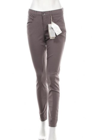 Дамски панталон Cream, Размер M, Цвят Сив, 77% вискоза, 20% полиамид, 3% еластан, Цена 24,94лв.