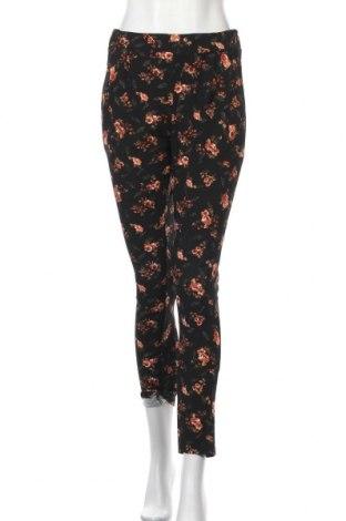Дамски панталон Creme Fraiche, Размер L, Цвят Черен, 95% полиестер, 5% еластан, Цена 17,64лв.
