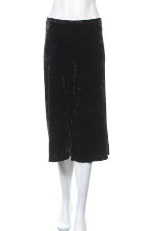 Дамски панталон DKNY Jeans, Размер L, Цвят Черен, 90% полиестер, 10% еластан, Цена 9,52лв.
