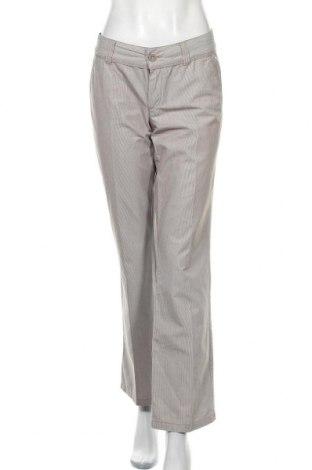 Дамски панталон Esprit, Размер M, Цвят Сив, Памук, Цена 3,36лв.