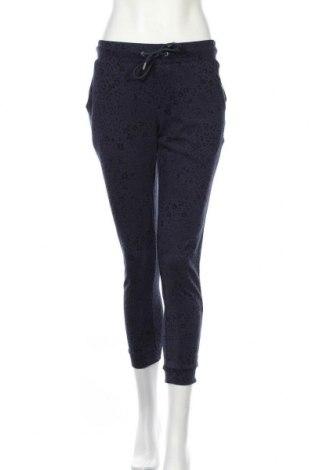 Дамски панталон Essentials by Tchibo, Размер M, Цвят Син, 85% вискоза, 12% полиамид, 3% еластан, Цена 29,40лв.
