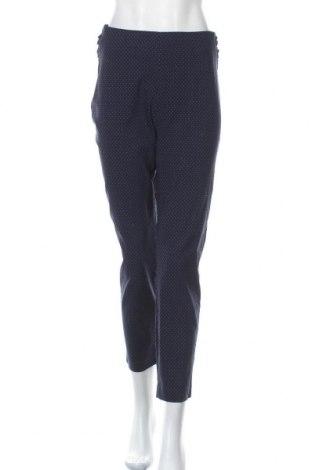 Дамски панталон Essentials by Tchibo, Размер XL, Цвят Син, 77% вискоза, 20% полиестер, 3% еластан, Цена 28,35лв.