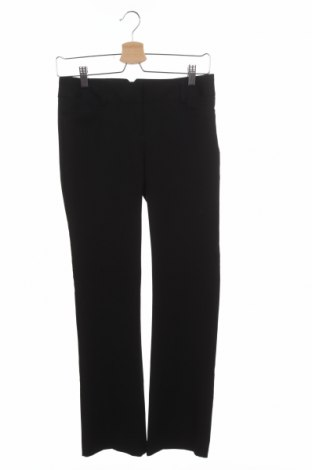 Дамски панталон Express, Размер XS, Цвят Черен, 61% полиестер, 34% вискоза, 5% еластан, Цена 17,64лв.
