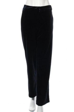 Дамски панталон Five Units, Размер L, Цвят Син, 95% полиестер, 5% еластан, Цена 7,09лв.