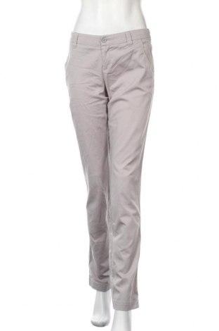Дамски панталон Flash Lights, Размер S, Цвят Сив, 97% памук, 3% еластан, Цена 6,56лв.