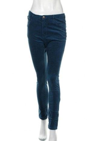 Дамски панталон Floyd By Smith, Размер M, Цвят Син, 98% памук, 2% еластан, Цена 16,75лв.
