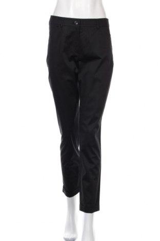 Дамски панталон Gerry Weber, Размер S, Цвят Черен, Вискоза, Цена 81,75лв.