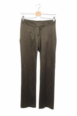 Дамски панталон H&M, Размер S, Цвят Зелен, Цена 5,55лв.