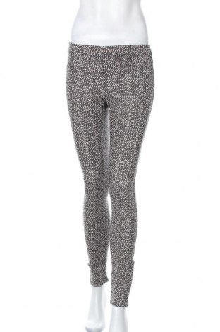 Дамски панталон H&M, Размер S, Цвят Черен, 72% памук, 25% полиестер, 3% еластан, Цена 3,93лв.