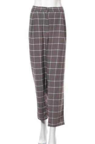 Γυναικείο παντελόνι H&M Divided, Μέγεθος XL, Χρώμα Γκρί, Πολυεστέρας, Τιμή 14,36€