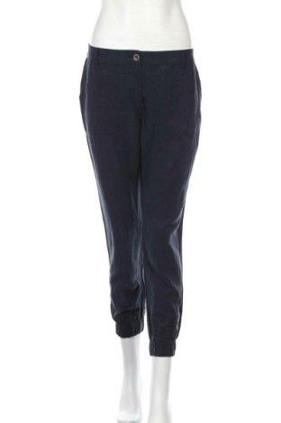 Дамски панталон JAG, Размер M, Цвят Син, 70% лиосел, 30% лен, Цена 19,11лв.