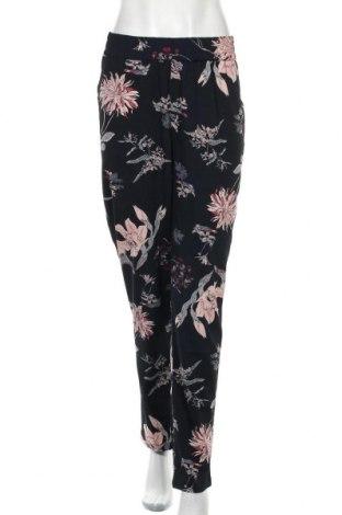 Γυναικείο παντελόνι Kaffe, Μέγεθος XL, Χρώμα Μπλέ, Πολυεστέρας, Τιμή 33,49€