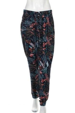 Γυναικείο παντελόνι Kaffe, Μέγεθος XL, Χρώμα Πολύχρωμο, Βισκόζη, Τιμή 33,11€