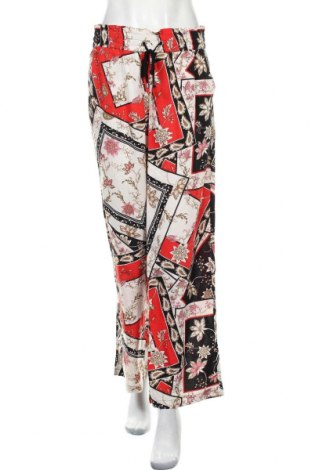 Γυναικείο παντελόνι Kaffe, Μέγεθος M, Χρώμα Πολύχρωμο, Τιμή 23,40€