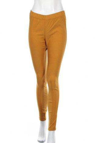 Дамски панталон Kaffe, Размер M, Цвят Жълт, Цена 36,49лв.