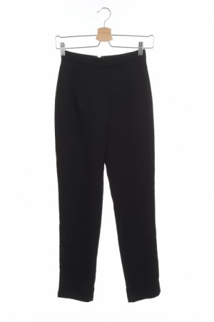 Дамски панталон Kookai, Размер XXS, Цвят Черен, 95% полиестер, 5% еластан, Цена 6,30лв.