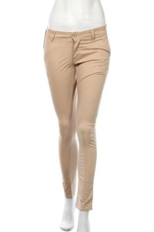 Dámské kalhoty  Levi's, Velikost S, Barva Béžová, 97% bavlna, 3% elastan, Cena  2408,00Kč