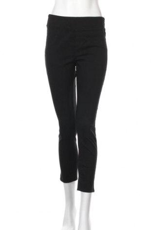 Дамски панталон Lilia, Размер M, Цвят Черен, 97% памук, 3% еластан, Цена 7,85лв.