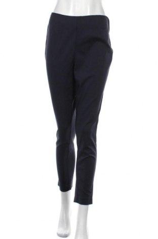 Дамски панталон Liz Jordan, Размер L, Цвят Син, 57% памук, 40% полиамид, 3% еластан, Цена 27,93лв.