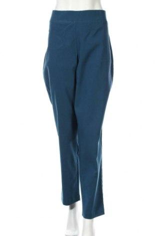 Dámské kalhoty  Love Your wardrobe, Velikost XXL, Barva Modrá, Viskóza, polyamide, elastan, Cena  485,00Kč