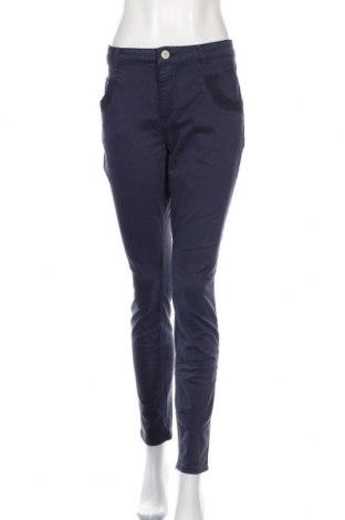 Γυναικείο παντελόνι MOS MOSH, Μέγεθος L, Χρώμα Μπλέ, 97% βαμβάκι, 3% ελαστάνη, Τιμή 32,46€