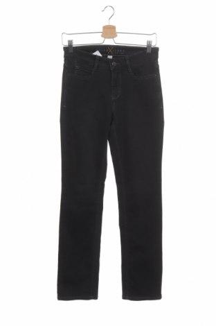 Дамски панталон Mac, Размер XS, Цвят Сив, 65% памук, 31% полиестер, 4% еластан, Цена 3,72лв.