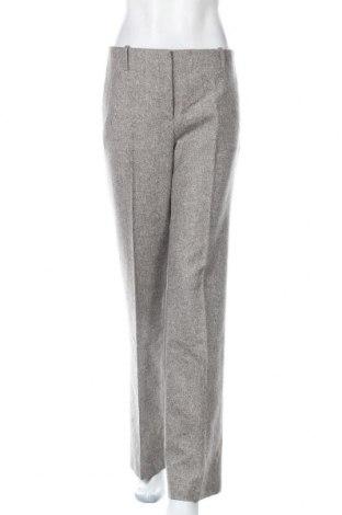 Дамски панталон Massimo Dutti, Размер M, Цвят Бежов, 48% вълна, 29% полиамид, 23% коприна, Цена 36,12лв.