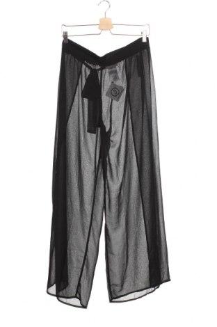 Дамски панталон Michael Kors, Размер S, Цвят Черен, 100% полиестер, Цена 162,52лв.