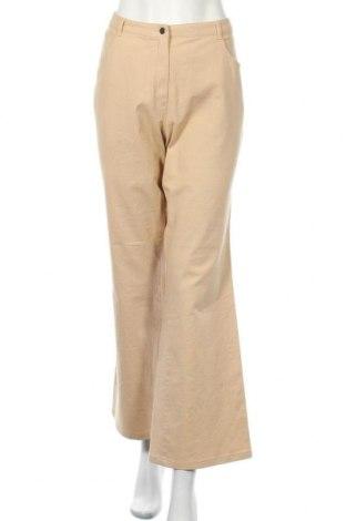 Дамски панталон Nienhaus, Размер XL, Цвят Бежов, 98% памук, 2% еластан, Цена 4,29лв.