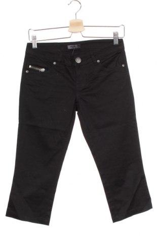 Дамски панталон ONLY, Размер XS, Цвят Черен, 98% памук, 2% еластан, Цена 3,00лв.
