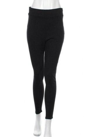 Дамски панталон Oasis, Размер M, Цвят Черен, 72% вискоза, 25% полиестер, 3% еластан, Цена 27,93лв.