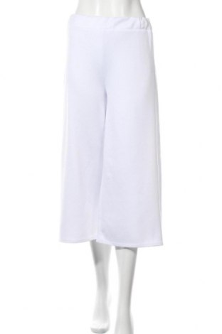 Дамски панталон Pretty Little Thing, Размер M, Цвят Бял, 95% полиестер, 5% еластан, Цена 6,84лв.