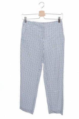 Дамски панталон Reiss, Размер XXS, Цвят Син, 66% вискоза, 34% памук, Цена 31,95лв.