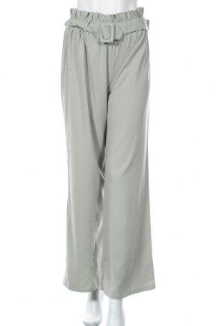 Дамски панталон SHEIN, Размер M, Цвят Зелен, Цена 10,29лв.
