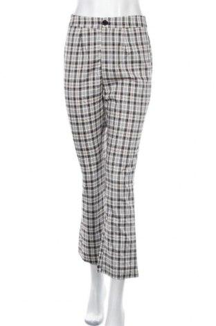 Дамски панталон SHEIN, Размер S, Цвят Многоцветен, 80% полиестер, 17% вискоза, 3% еластан, Цена 4,65лв.
