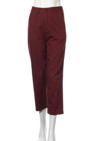 Dámské kalhoty  Santa Cruz, Velikost XS, Barva Červená, Bavlna, Cena  1217,00Kč