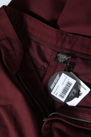 Дамски панталон Santa Cruz, Размер S, Цвят Червен, Памук, Цена 24,03лв.